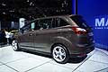 Ford Grand C-Max retrotreno al Salone di Parigi 2014