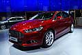 Ford Mondeo berlina al Salone di Parigi 2014