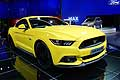 Auto Ford Mustang al Paris Motor Show 2014