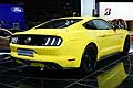 Ford Mustang muscle car al Salone di Parigi 2014
