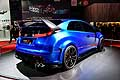 Honda Civic Type R racing al Salone di Parigi 2014