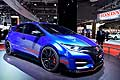 Honda Civic Type R Concept al Salone Internazionale dell'Automobile di Parigi 2014