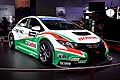 Honda Civic Type-R World Touring Car al Parigi Motor Show 2014