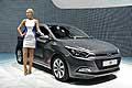 Hyundai i20 grey version al Motor Show di Parigi 2014