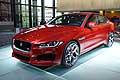 Jaguar XE premiere international al Motor Show di Parigi 2014