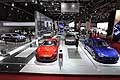 Maserati stand at Paris Motorshow 2014