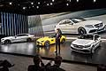 Mercedes-Benz Cars presents the Mercedes AMG Highlights C63 and AMG GT at the Paris Motor Show 2014