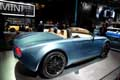 Mini Superleggera Vision fiancata laterale al Mondial de l�Automobile 2014 di Parigi
