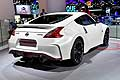 Nissan 70Z Nismo immagine posteriore all'International Motor Show di Parigi 2014