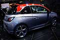 Opel Adam S laterale all'International Motor Show di Parigi 2014