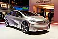 Renault Eolab Concpet world debut at the Paris Motor Show 2014