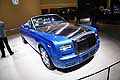 Rolls-Royce Phantom Drophead Coupe Waterspeed Collection at the Paris Motor Show 2014