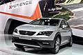Seat Leon X-Perience fdebutto mondiale all'International Motor Show di Parigi 2014