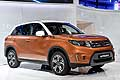 Suzuki Vitara at the Paris Motor Show 2014