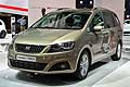 Seat Alhambra Tech at the Paris Motor Show 2014