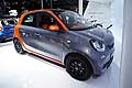 Smart forfour new generation al Salone Internazionale dell'Automobilismo di Parigi 2014