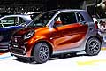 Smart Fortwo Tailor Made at the Paris Motor Show 2014
