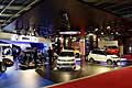 Stand Aixam at the Paris Motor Show 2014