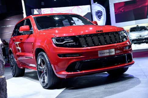 Paris-Motor-Show Jeep