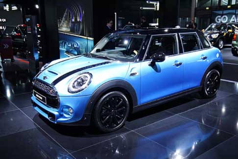 Paris-Motor-Show Mini