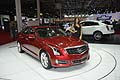 New Cadillac ATS Sedan al Paris Motor Show 2012