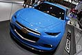 Prototipo Chevrolet CODE 130R at the Paris Motorshow 2012