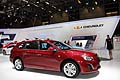 Chevrolet Cruze station wagon al Paris Motor Show 2012