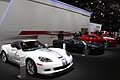Chevrolet performance cars con la Corvette ZR1, la Corvette 427 convertible e la Chevrolet Camaro coupè al Paris Motor Show 2012