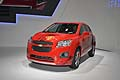 Chevrolet Traks art design Mancester United al Salone di Parigi 2012