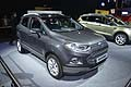 Auto Ford EcoSport multi space al Paris Motor Show 2012