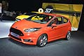 Ford Fiesta ST world premiere al Paris Motorshow 2012