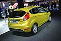 Ford Fiesta Titanium city car al Paris Motorshow 2012