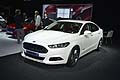 World Premiere Ford Mondeo Hybrid Electric vettura ibrida ed elettrica al Paris Motor Show 2012
