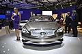 Infiniti LE (luxury electric) Concept al Paris Motor Show 2012