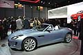 World premire Jaguar F-TYPE super sportiva al Paris Motor Show 2012