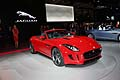 World Premiere Jaguar F-TYPE Coupè al Paris Mondiale de l´Automobiele 2012
