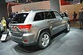 Jeep Grand Cherokee al Paris Mondiale de l´Automobile 2012