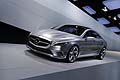 Mercedes-Benz Concept Style Coupé anteriore francese in Paris 2012