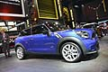 Mini Cooper S All4 al Mondial de l´Automobile di Parigi 2012