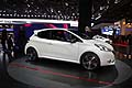 New Peugeot 208 GT1 world premiere al Paris Motor Show 2012