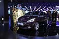 World Premiere Peugeot 208 XY city cars al Salone di Parigi 2012
