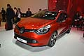 Esposta a Parigi la Renault Clio per il Salone International Dell'automobile 2012