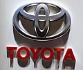 Toyota brand at the Paris Motor Show 2012