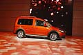 Volkswagen Cross Caddy multispace al Paris Motor Show 2012