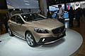Anteprima mondiale Volvo V40 Cross Country T5 AWD al Mondial de l´Automobile de Paris 2012