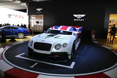Paris-Motorshow Bentley