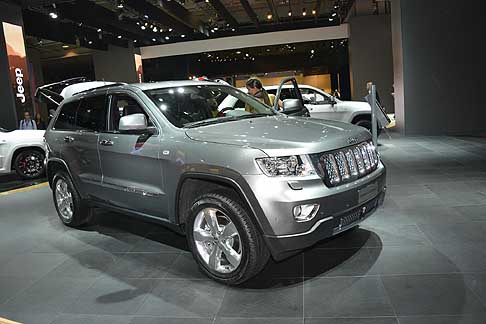 Paris-Motorshow Jeep