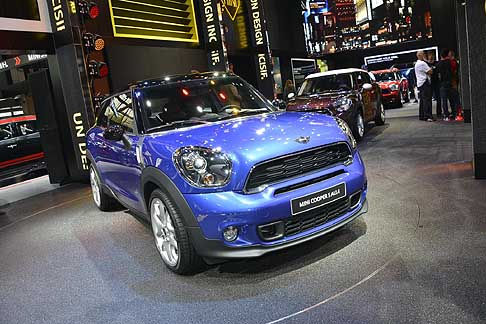 Paris-Motorshow Mini