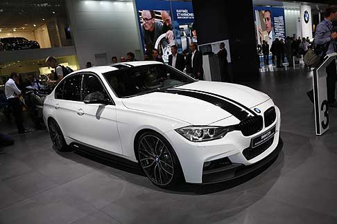 Paris-Motorshow BMW