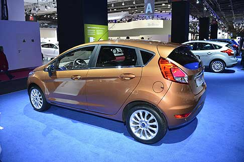 Paris-Motorshow Ford
